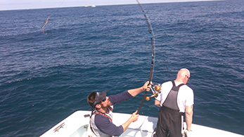 Cape Hatteras Fishing Charter Boat